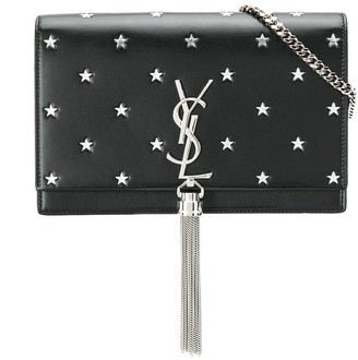 Saint Laurent Kate tassel chain bag