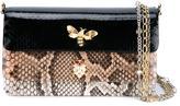Dolce & Gabbana snakeskin effect shoulder bag - women - Leather/metal - One Size