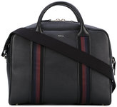 Paul Smith top zip briefcase - men - Calf Leather - One Size