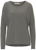 Betty Barclay Long Sleeved Top, Middle Grey Melange