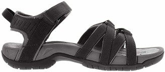 Teva Women's Tirra Leather Sports and Outdoor Lifestyle Sandal