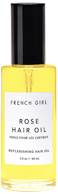 French Girl Rose Replenishing Hair Oil