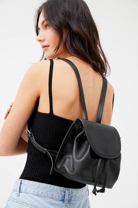 Urban Outfitters Jess Soft Faux Leather Mini Backpack
