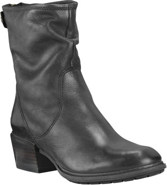 Timberland Women's Sutherlin Bay Slouch Mid Back Zip Boot