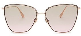 Christian Dior Women's Diorsociety Cat Eye Sunglasses, 60mm
