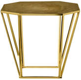 BLOOMINGVILLE Metal Pentagonal Table