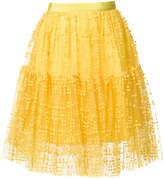 Si Jay tulle mini skirt