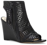 Vince Camuto Xabrina – Geo-Perforated Wedge Sandal