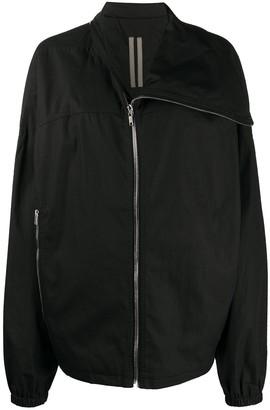 Rick Owens Tecuatl mountain windbreaker jacket
