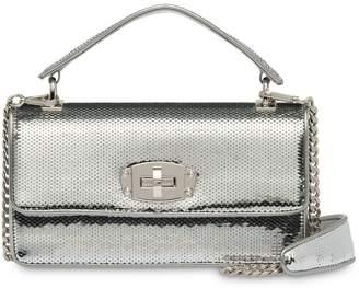 Miu Miu Miu Cleo sequin shoulder bag