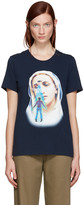 Undercover Navy Graphic T-Shirt