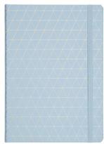 Kikki.k Bonded Leather Journal - Blue