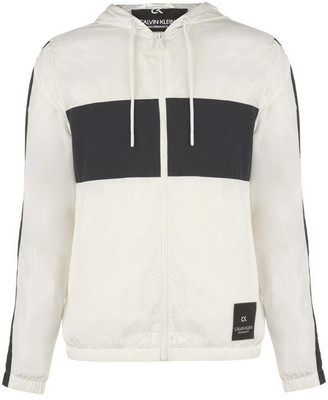 Calvin Klein Calvin Mens Performance Windbreaker Rain Jacket