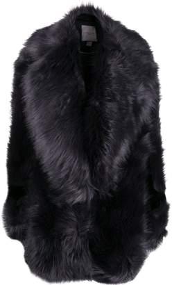 Urban Code Urbancode oversized faux fur coat