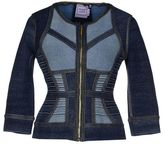 Herve Leger BY MAX AZRIA Denim outerwear