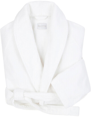 Frette Velour Shawl Collar Robe