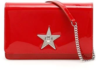 Jimmy Choo Star Lock Palace Bag