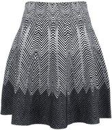 Opening Ceremony degradé skirt