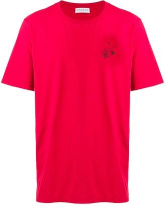 Saint Laurent stereo print T-shirt