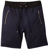 Forever 21 Zip Pocket Athletic Shorts