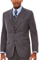 JCPenney Stafford Travel Suit Jacket - Classic