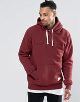 Criminal Damage Hoodie With Logo