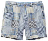 "L.L. Bean Washed Chino Shorts, 6"" Patchwork"
