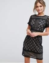 Oasis Lace Shift Dress