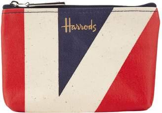 Harrods Union Jack Coin Purse