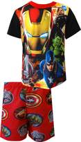 AME Sleepwear Marvel Comics Avengers Age Of Ultron Pajamas for boys