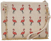 Design Studio Flamingo Crossbody