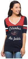 '47 Women's Columbus Blue Jackets Gameday Debut T-Shirt
