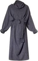 Meem Label Joni Dress Light Grey