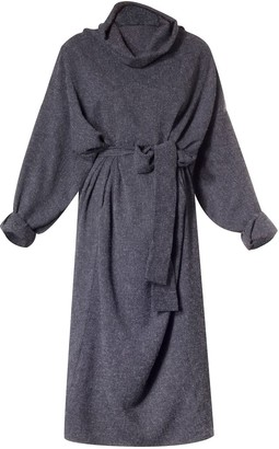 Joni Dress Light Grey