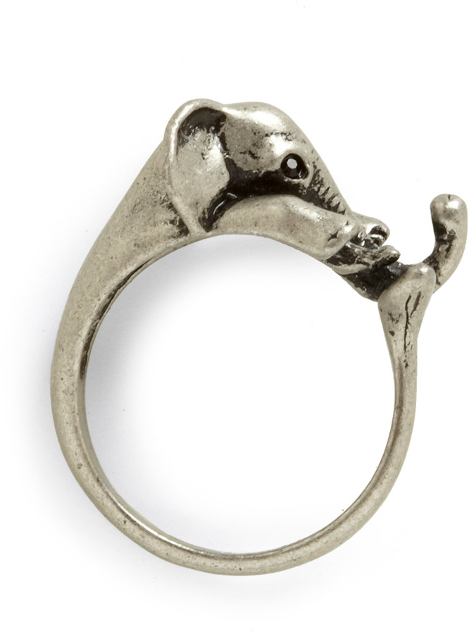 Trumpets for Crumpets Ring