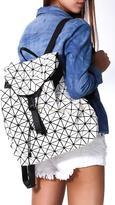 TRUE JOY Geometric Backpack