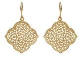 Amrita Singh Filigrana Drop Earrings.