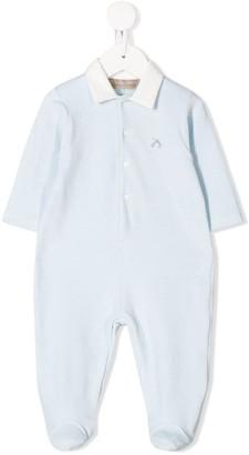 La Stupenderia Long-Sleeved Embroidered Pajama