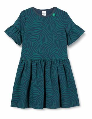 Fred's World by Green Cotton Girl's Safari Dress