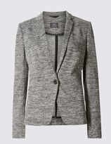 Marks and Spencer Single Button Blazer