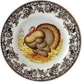 Spode Woodland Turkey Round Platter