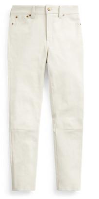 Ralph Lauren Leather Legging