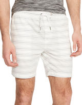Kenneth Cole New York Straight Fit Cotton Shorts