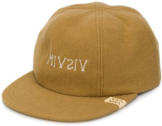 Visvim Logo-Embroidered Cap