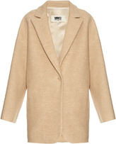 Maison Margiela One-button single-breasted coat
