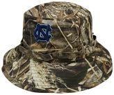 Top of the World Adult North Carolina Tar Heels Realtree Camouflage Boonie Max Bucket Hat