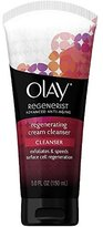Olay Regenerist Cream Cleanser, Regenerating, 5 oz.