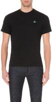 Vivienne Westwood Classic cotton-jersey orb t-shirt