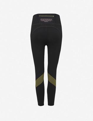 Puma x First Mile Eclipse 3/4 stretch-jersey leggings