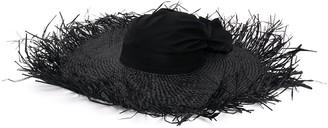 Giorgio Armani Woven Sun Hat